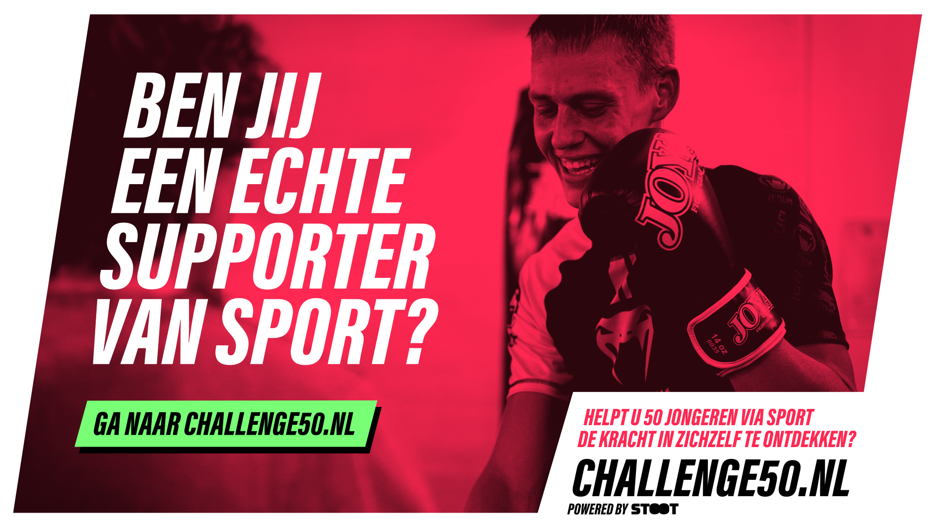 <strong>www.challenge50.nl is ON AIR!!</strong>